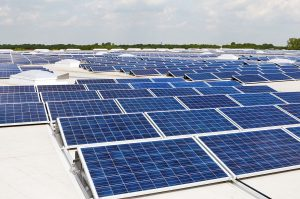Fotovoltaïsche installatie